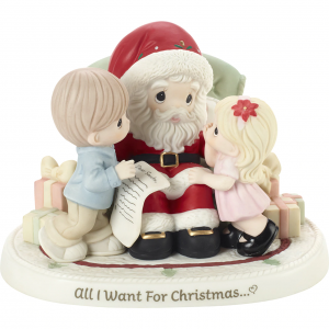 All I Want For Christmas Figurine