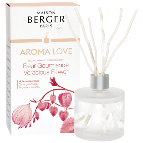 Aroma Love Pre-filled Reed Diffuser - Voracious Flower