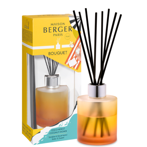 Blissful Pre-filled Reed Diffuser - Coco Monoï
