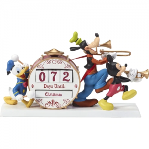 Mickey & Friends Countdown - Calendar Resin