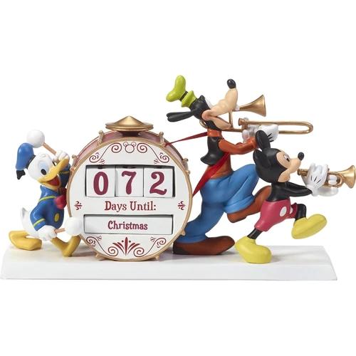 Mickey & Friends Countdown - Calendar Resin