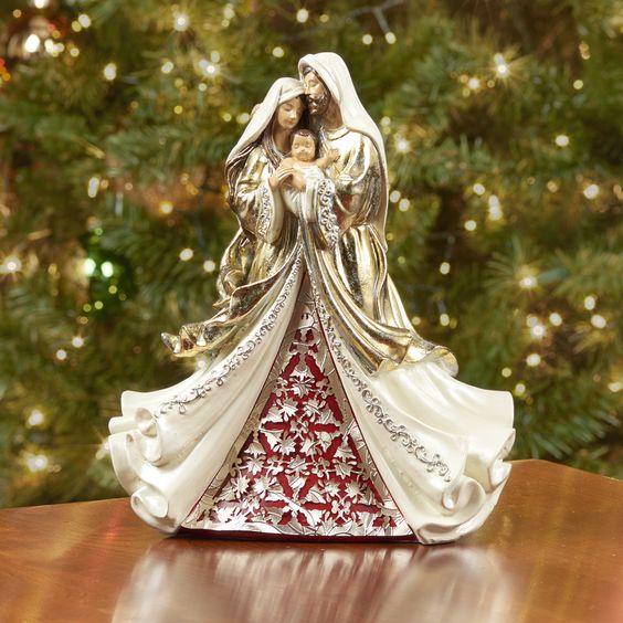 Filigree Holy Family