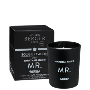 MR. Wilderness Scented Candle